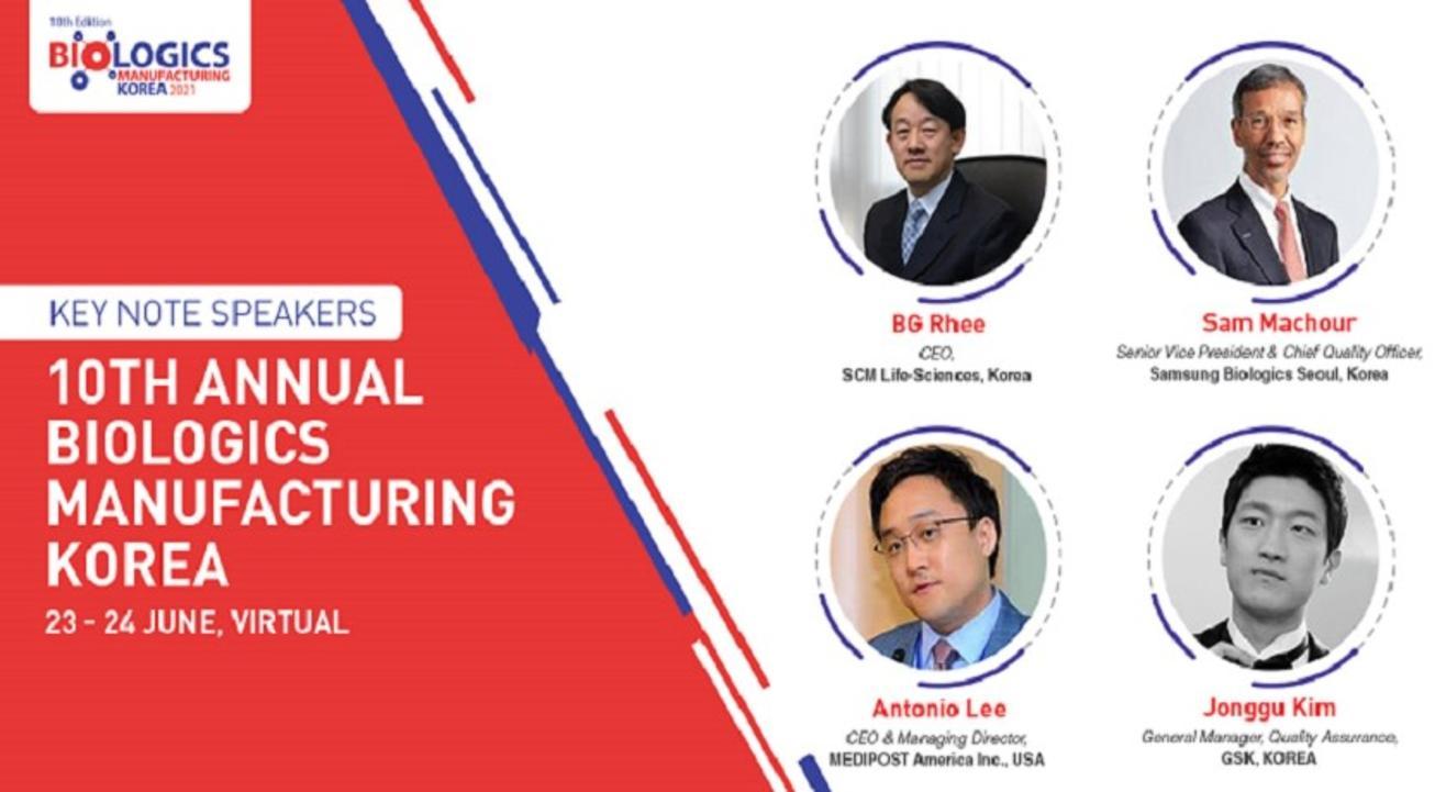 Annual Biologics Manufacturing Korea