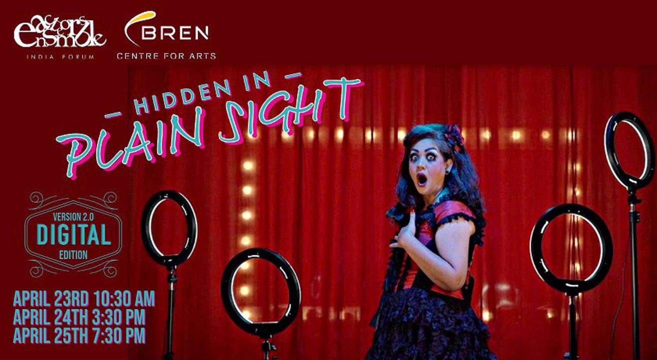 Hidden in Plain Sight - Version 2.0 Digital Edition