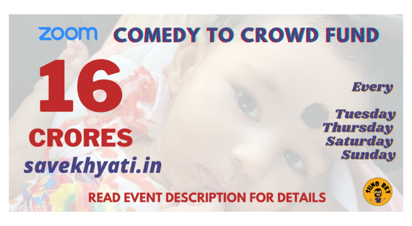 Crowd Funding Show| 16 crores for Baby Khyati | Suno Bey