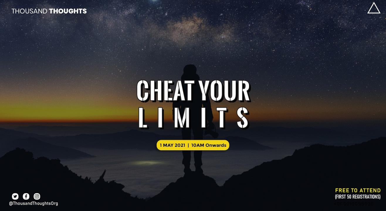 Cheat Your Limits Webinar