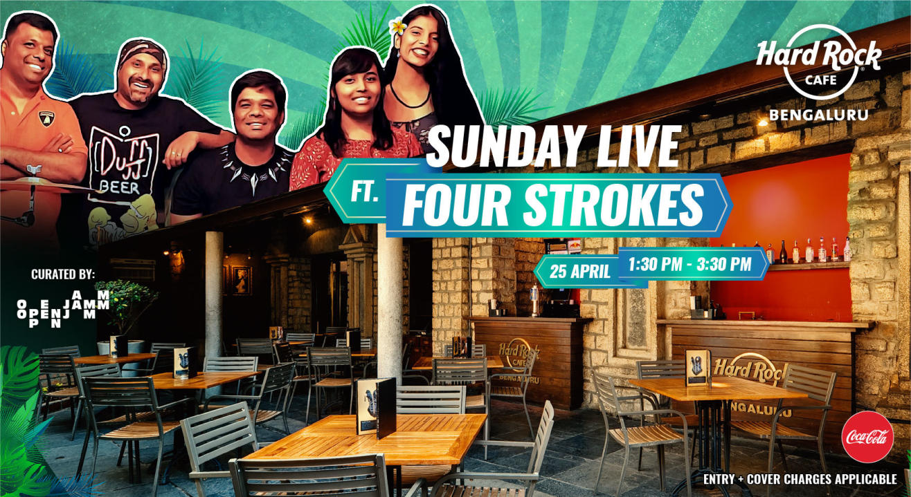 Sunday Live ft. Four Strokes