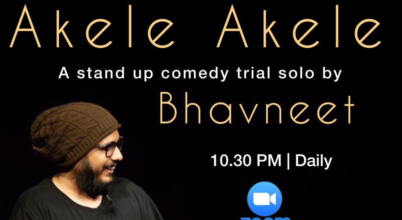 Akele Akele - Bhavneet's trial comedy show