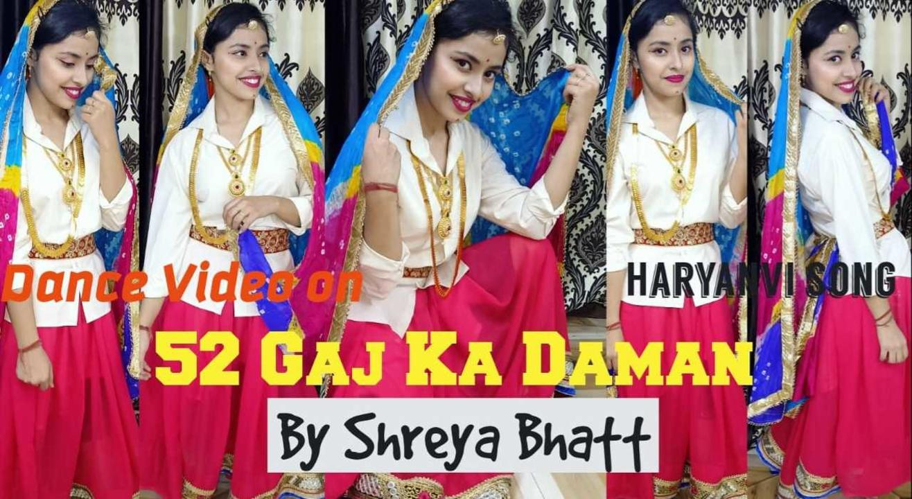 Shreya Bhatt - 52 Gaj Ka Daman (Weekend Workshop)