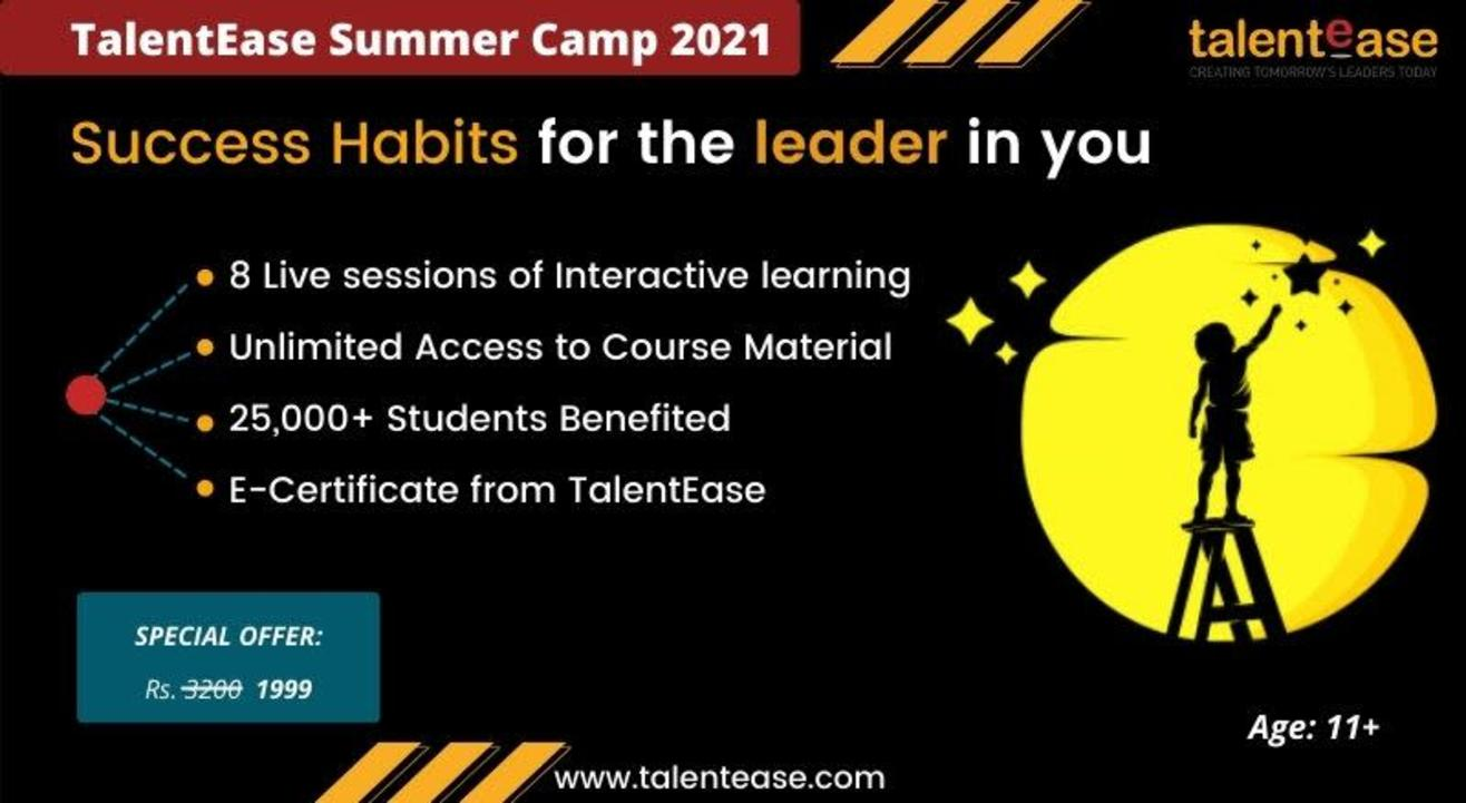 Summer Camp: Success habits for the leader in YOU