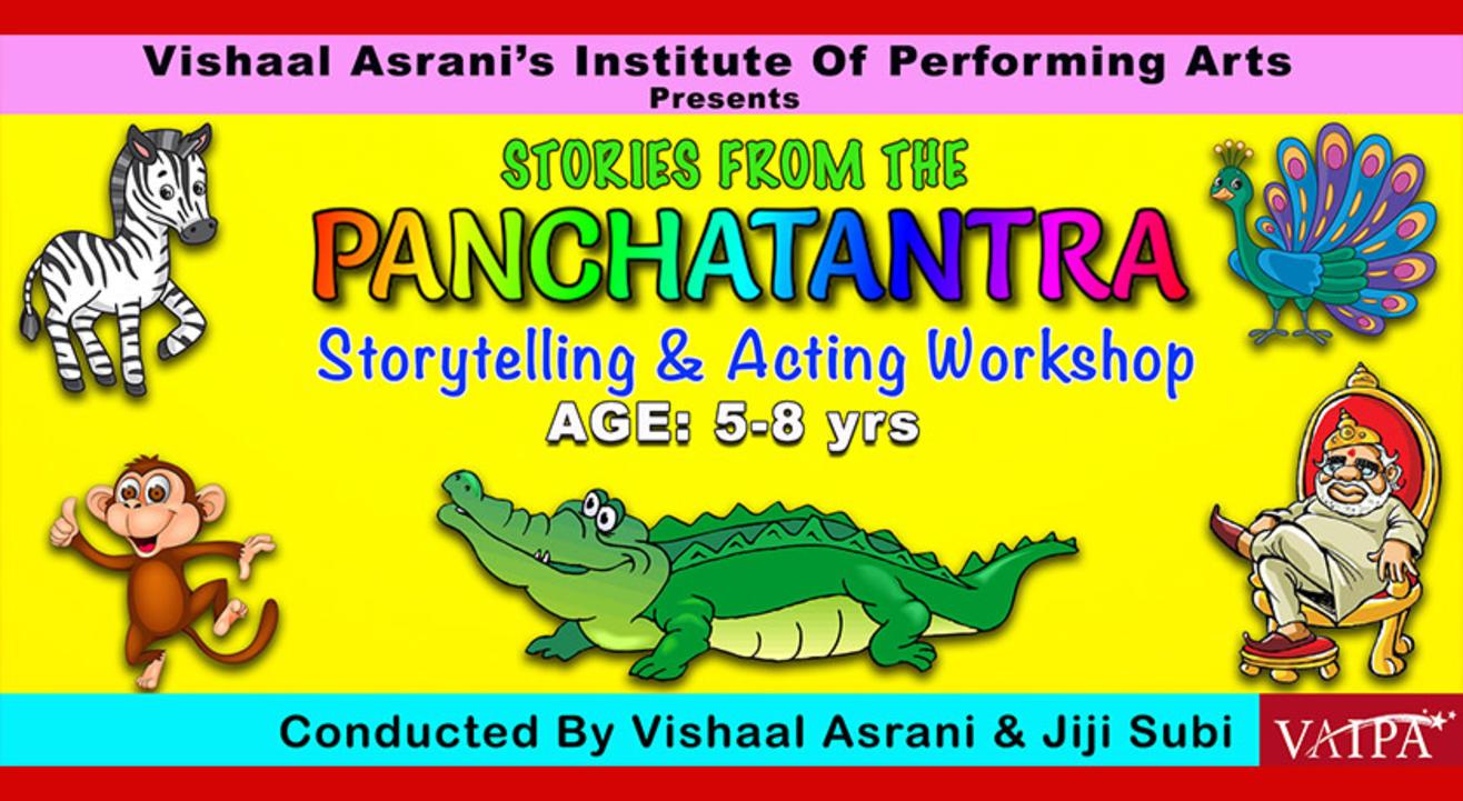 PANCHATANTRA- STORYTELLING & ACTING