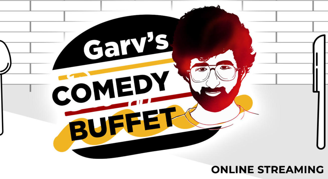 Garv's Comedy Buffet - 3 Months Subscription