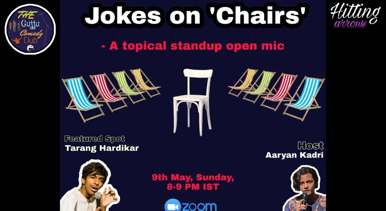 Jokes on Chairs: Topical Stand-up