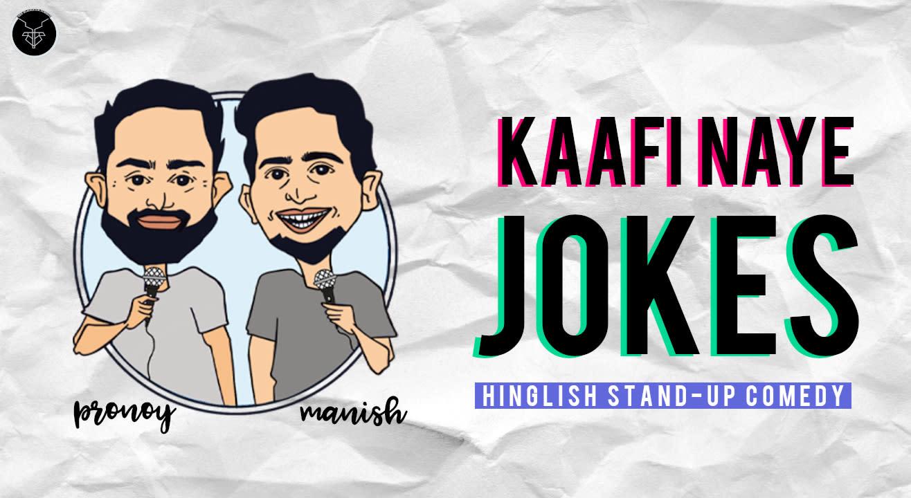 Kaafi Naye Jokes - 30 minutes show