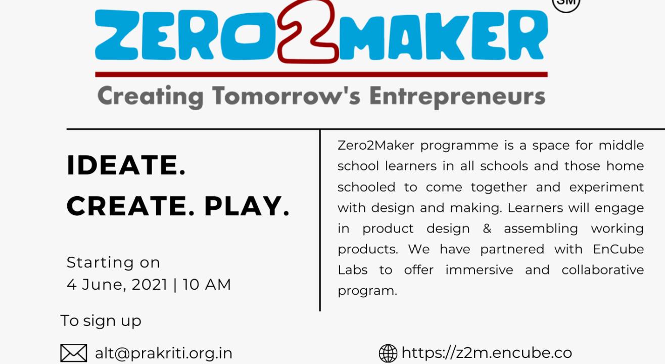 Zero2Maker