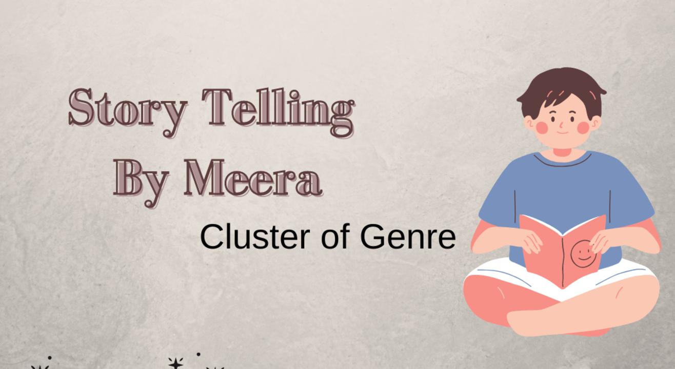 Story Telling by Meera
