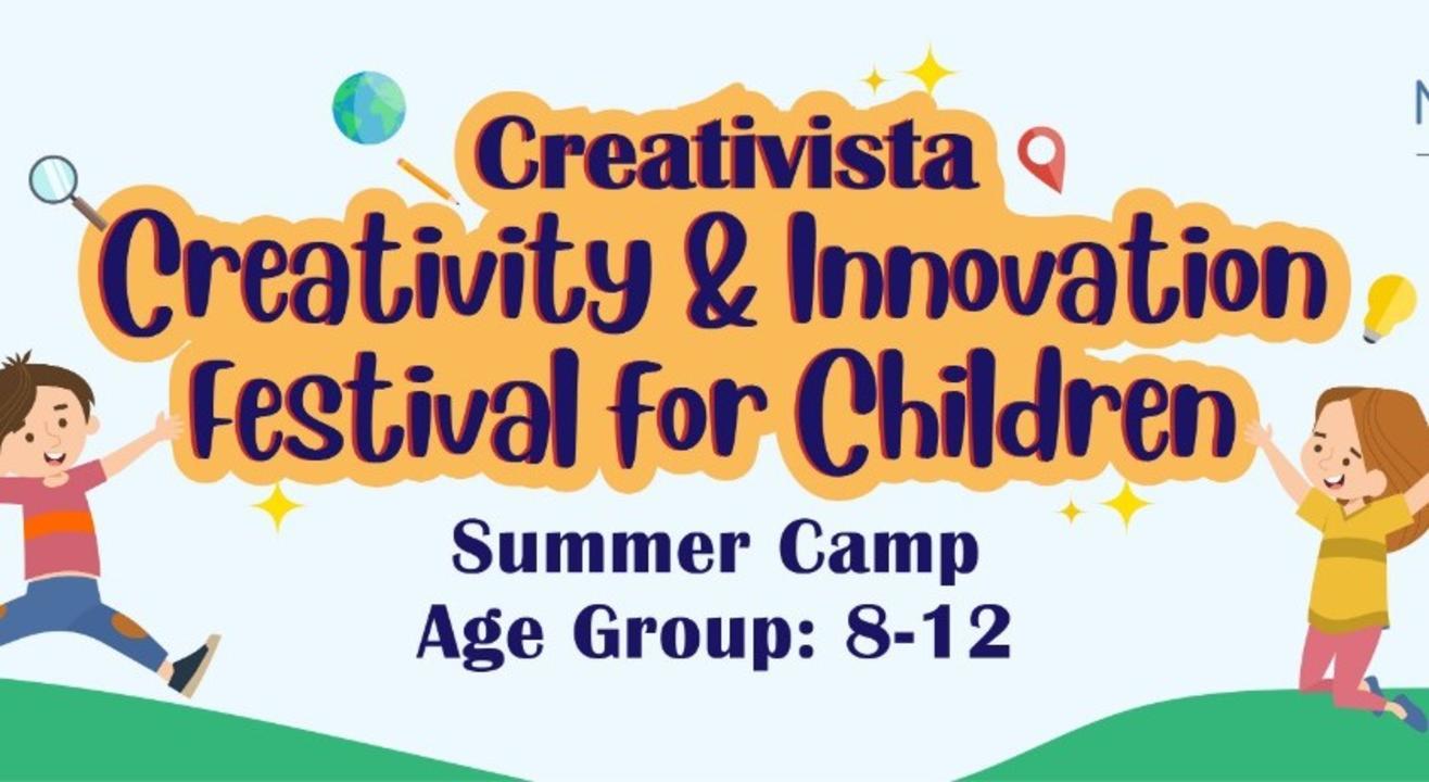 Creativista - Summer Camp for Children