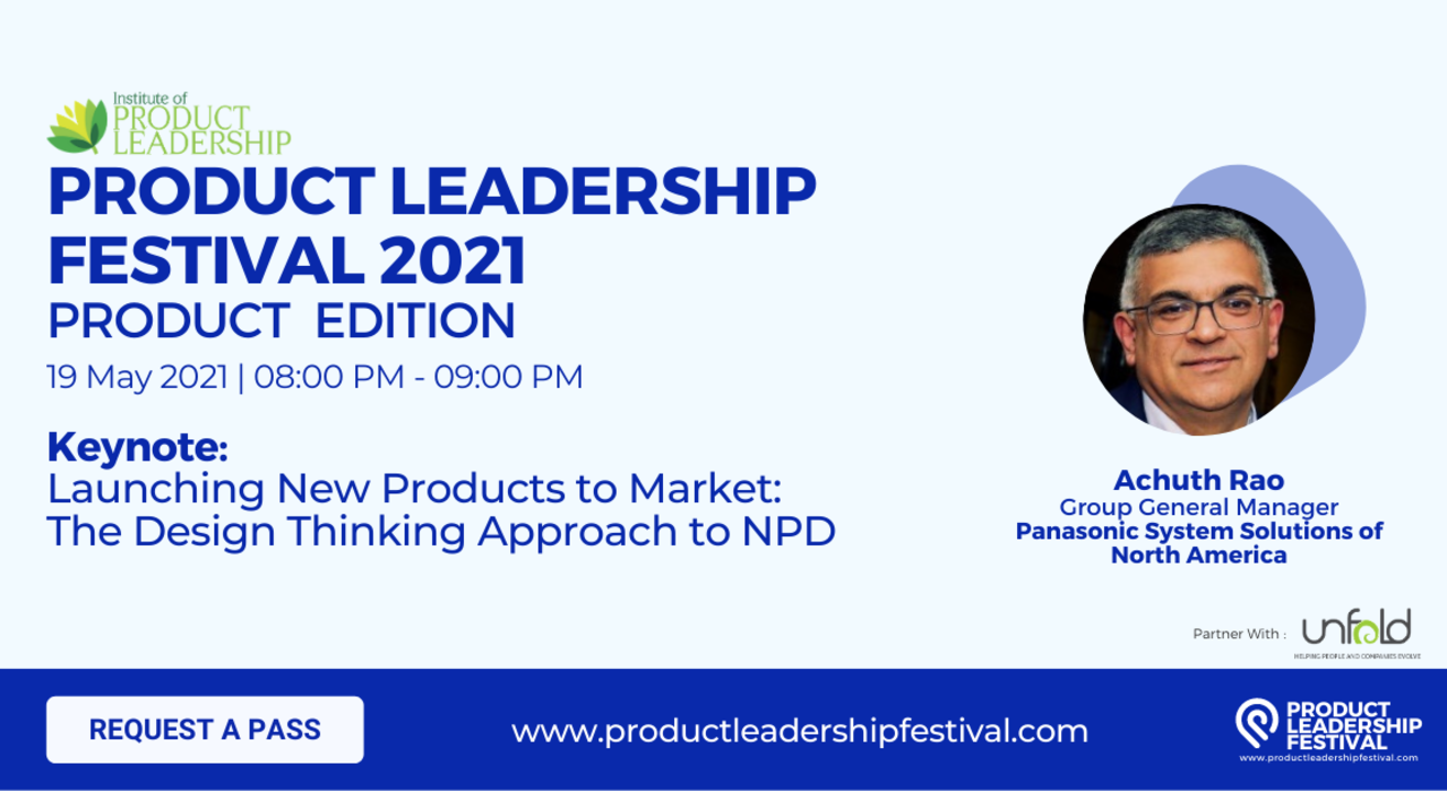 Launching New Products to Market : The Design Thinking Approach to NPD