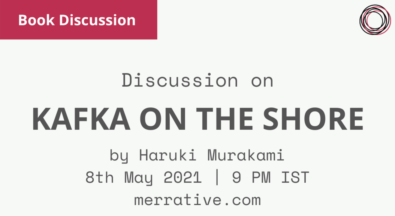 Book Discussion: Kafka on the Shore by Haruki Murakami