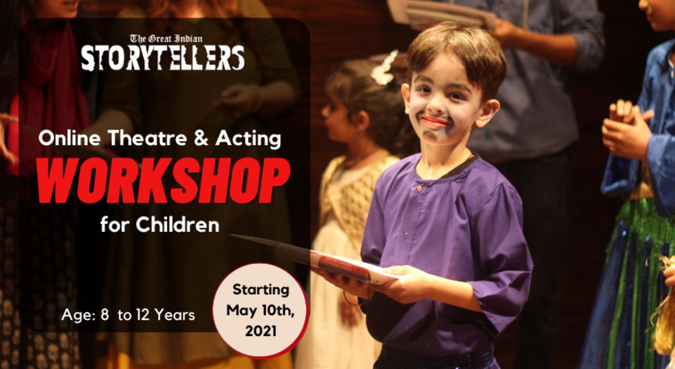 Children's Online Acting Workshop