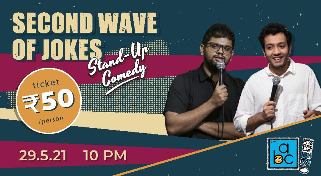 Second Wave Of Jokes Ft. SIDDHARTH DUDEJA & MASOOM RAJWANI