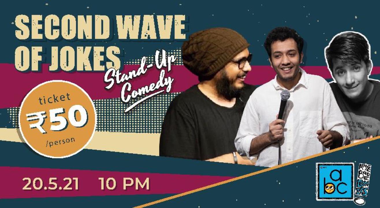Second Wave Of Jokes Ft. SHANKAR CHUGANI, BHAVNEET & MASOOM RAJWANI