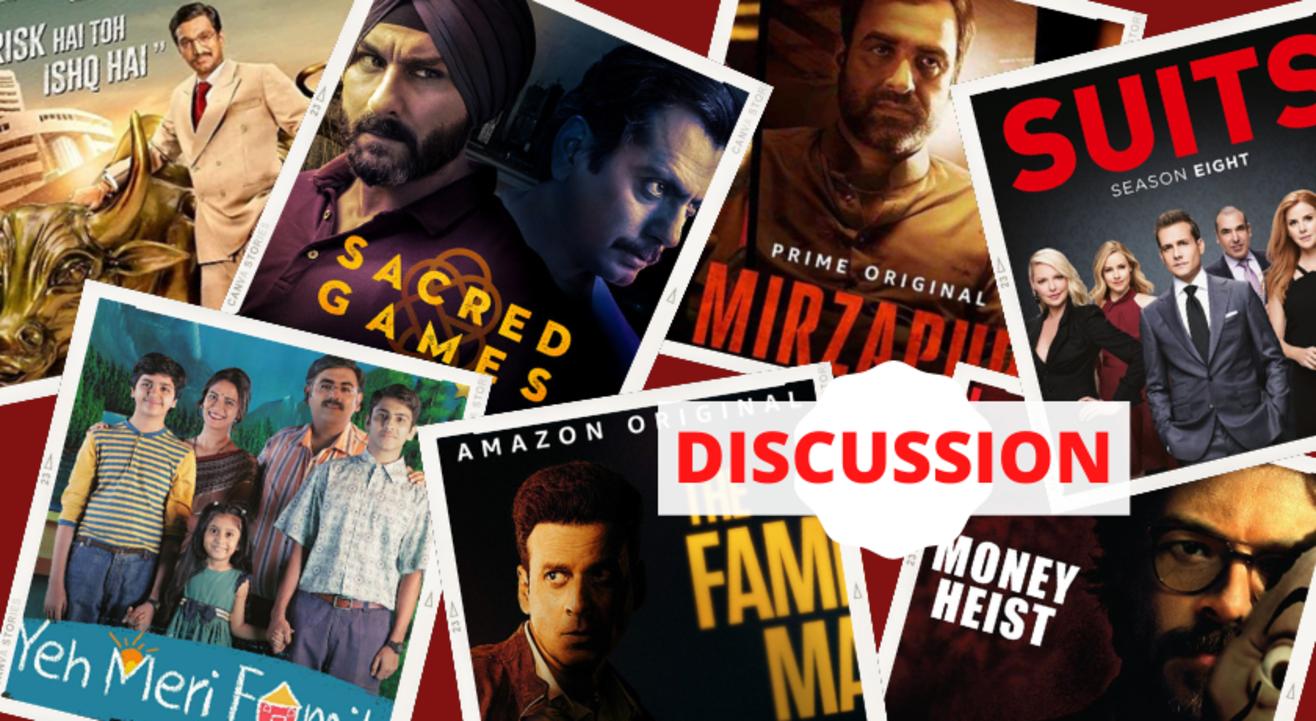 Favourite Web Series Discussion
