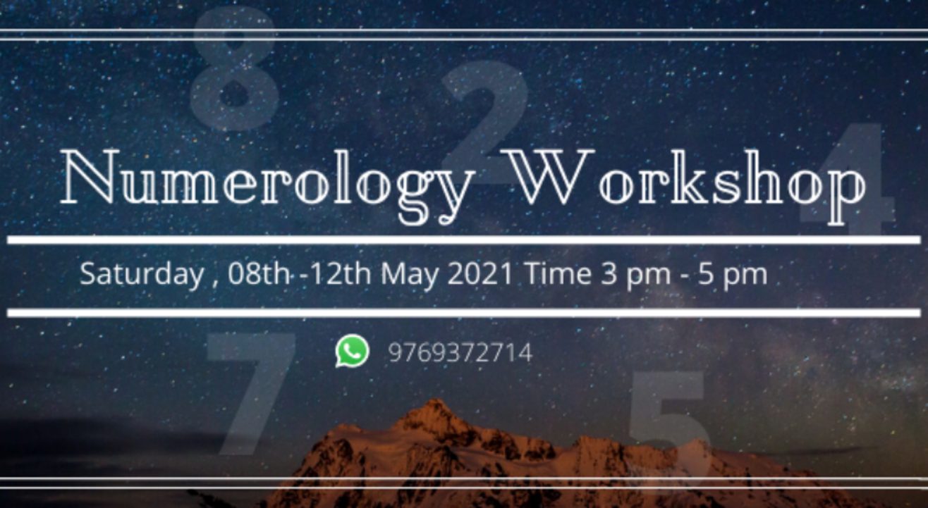 Learn Numerology Online in 8 HOURS Only
