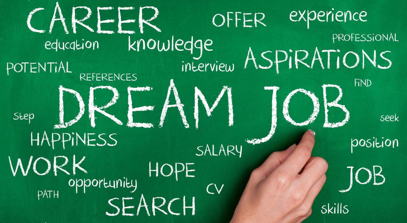 How to get your dream job during the pandemic?
