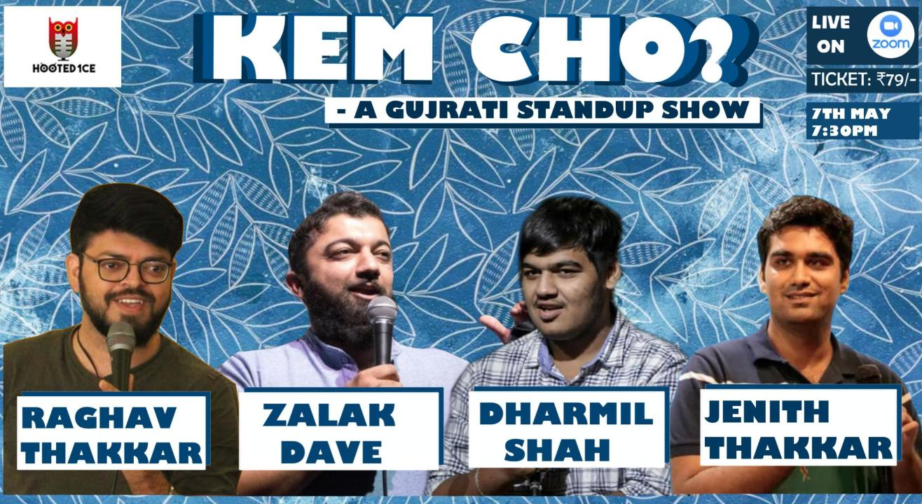 Kem Cho ? A Gujarati Stand up