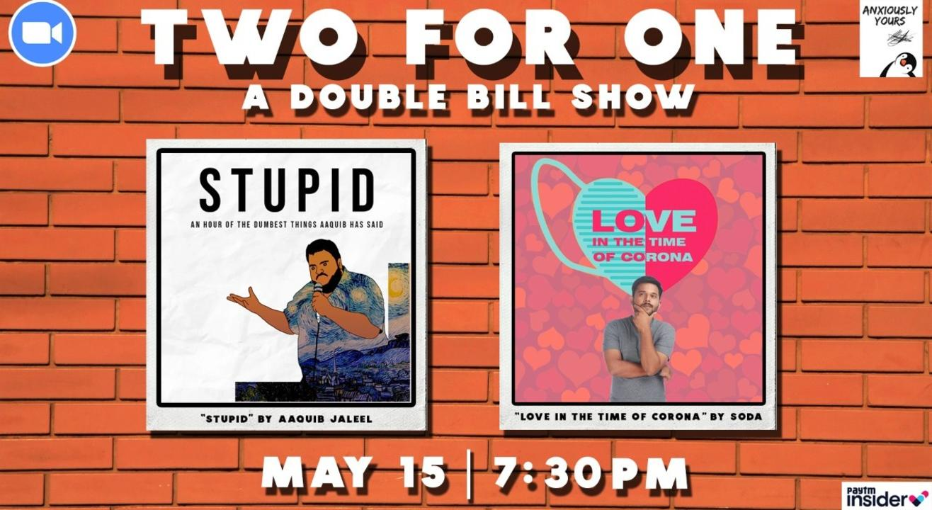 Two for One - A Double Bill show