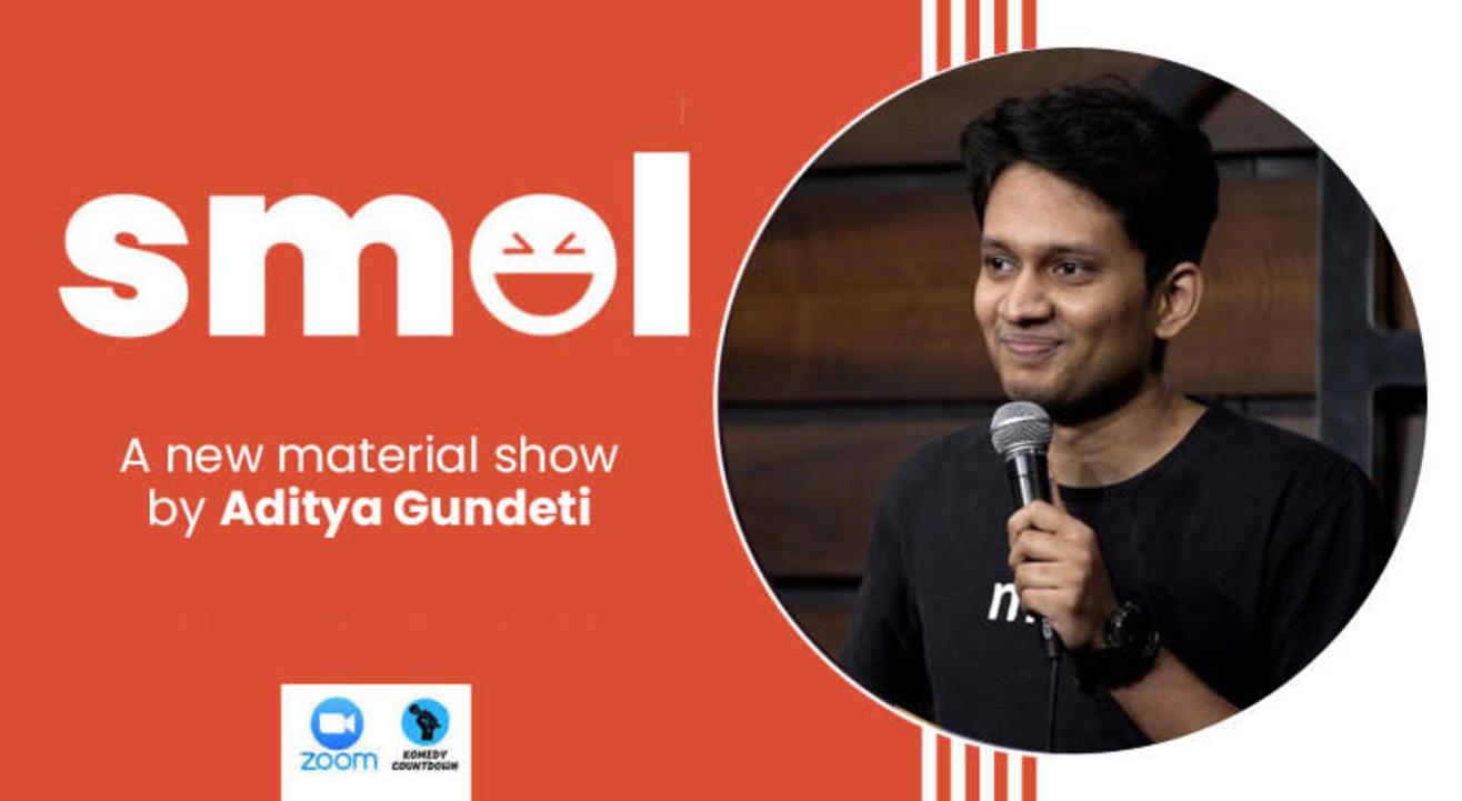 smol - A new material show ft. Aditya Gundeti