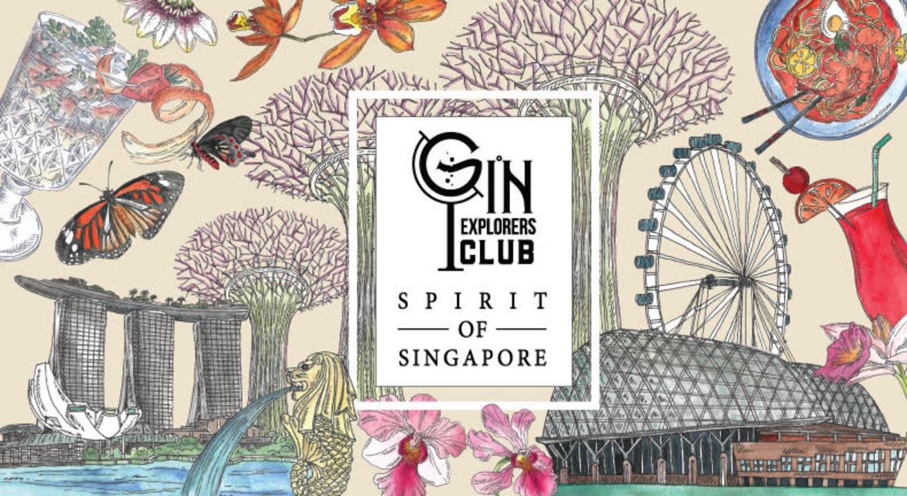GIN EXPLORERS CLUB: GIN INFUSION KITS