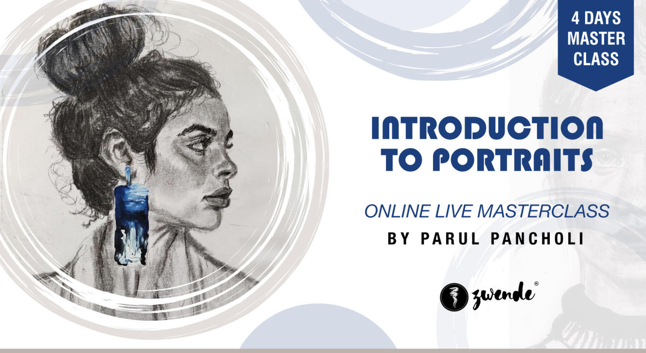 Introduction to Portraits [4 Day Online Live Masterclass]