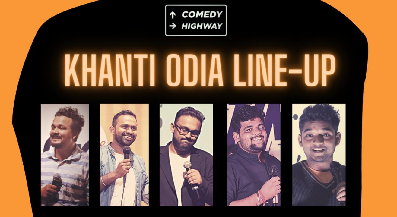 Khanti Odia Line-up