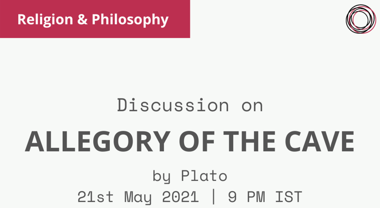 Group Discussion on 'Allegory of the Cave' by Plato