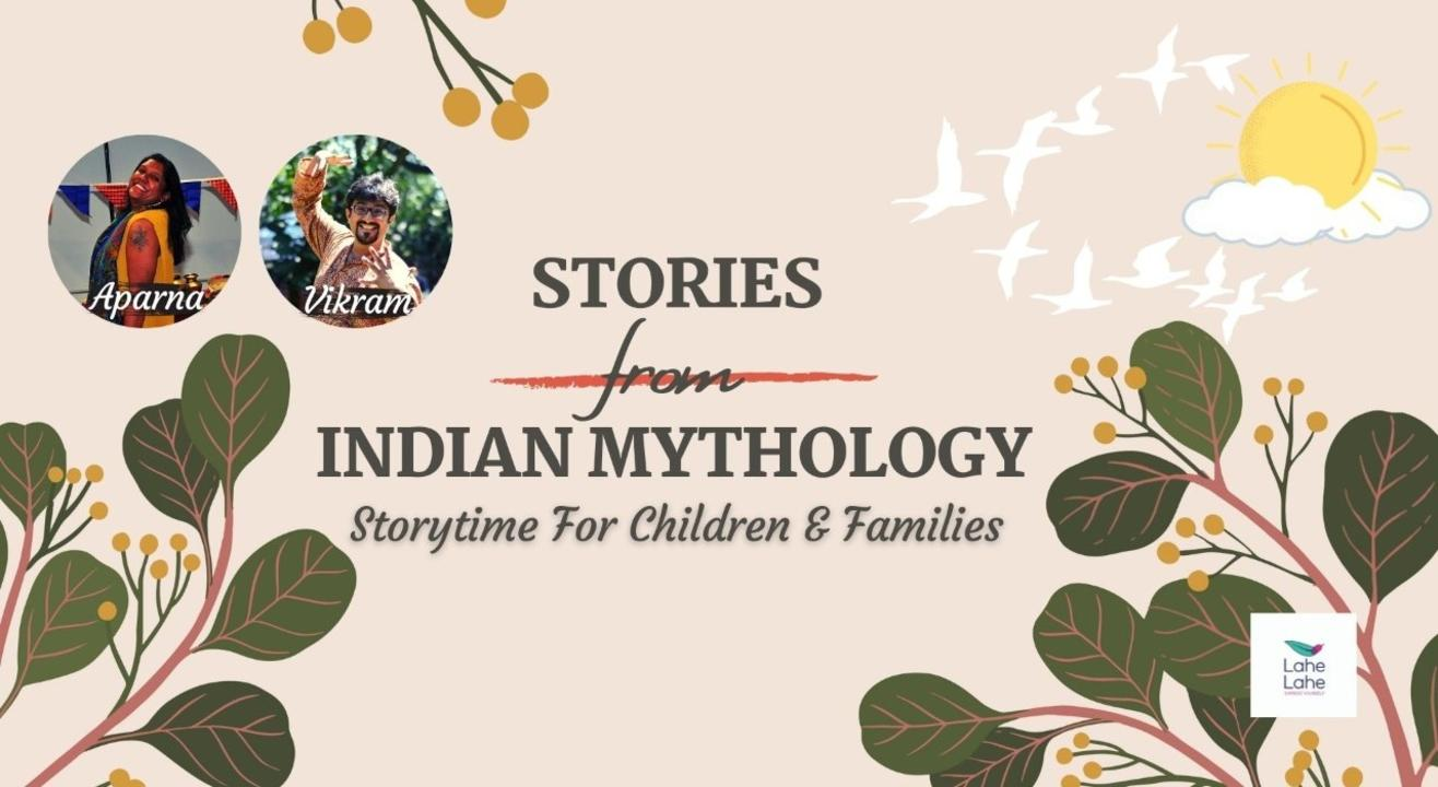 Stories from Indian Mythology for Children (Online)
