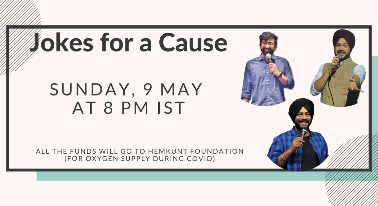 Fundraiser for Hemkunt Foundation