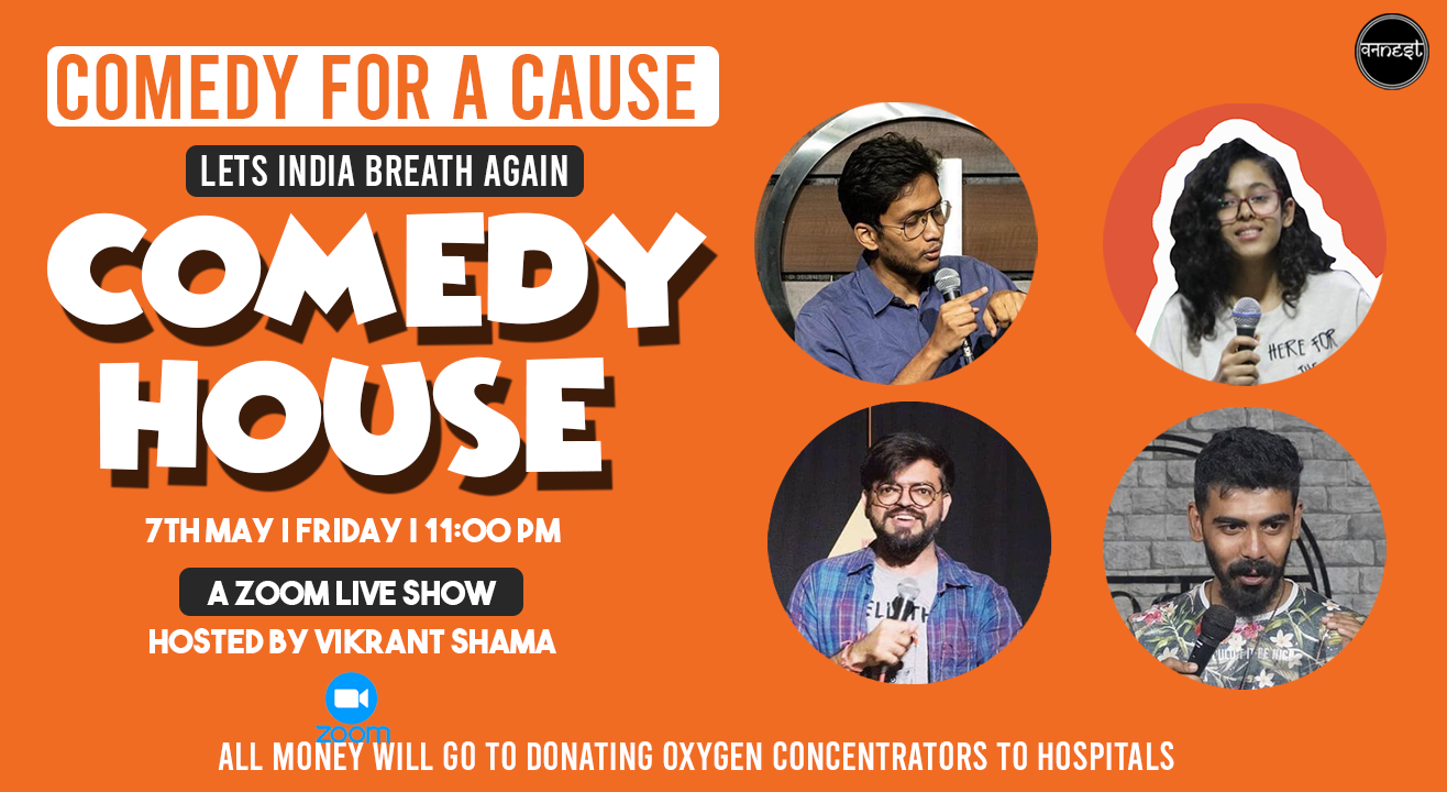 ONENEST: Comedy For Cause