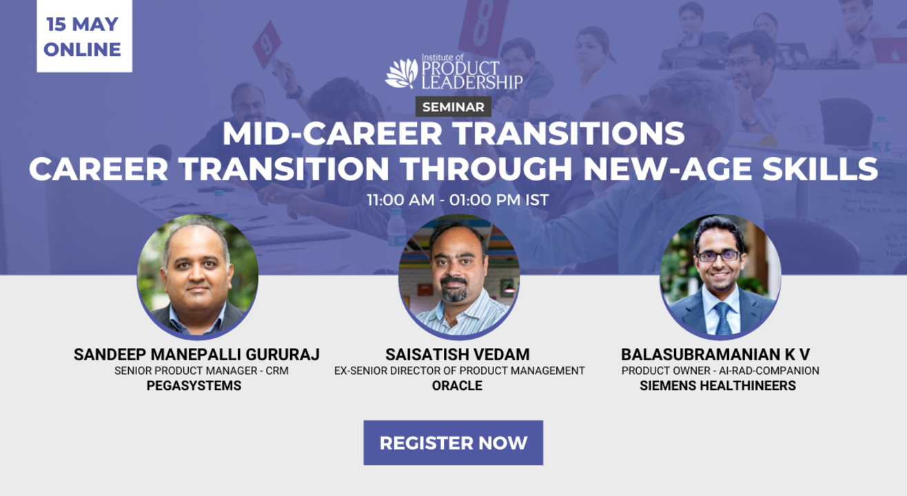 Mid-Career Transitions CAREER TRANSITION THROUGH NEW-AGE SKILLS