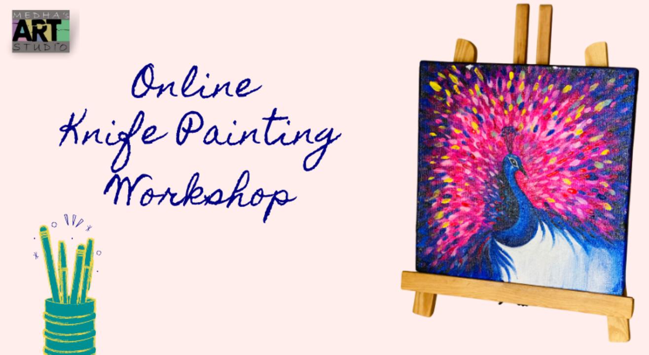 Online Knife Painting Workshop