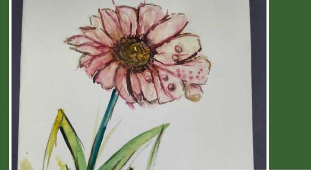 Learn Organic Painting wIth Mira Vara