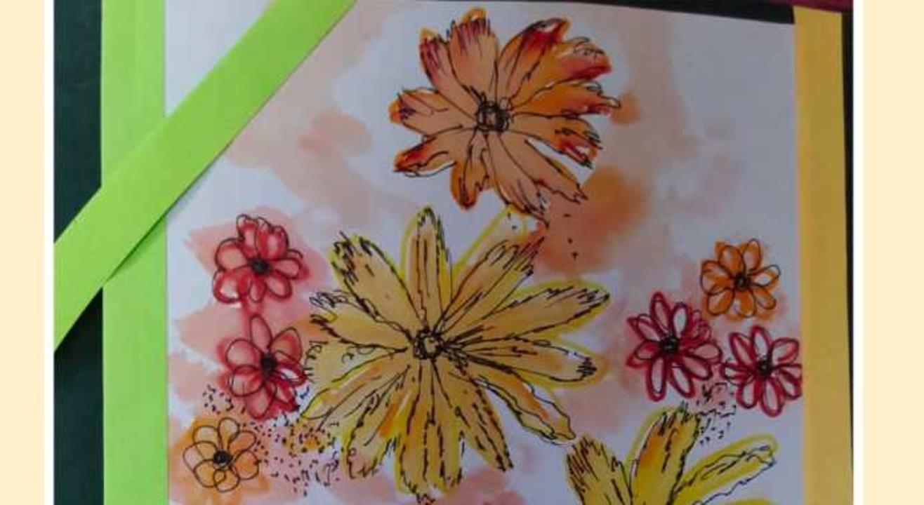 Learn Flower Doodling with Mira Vara
