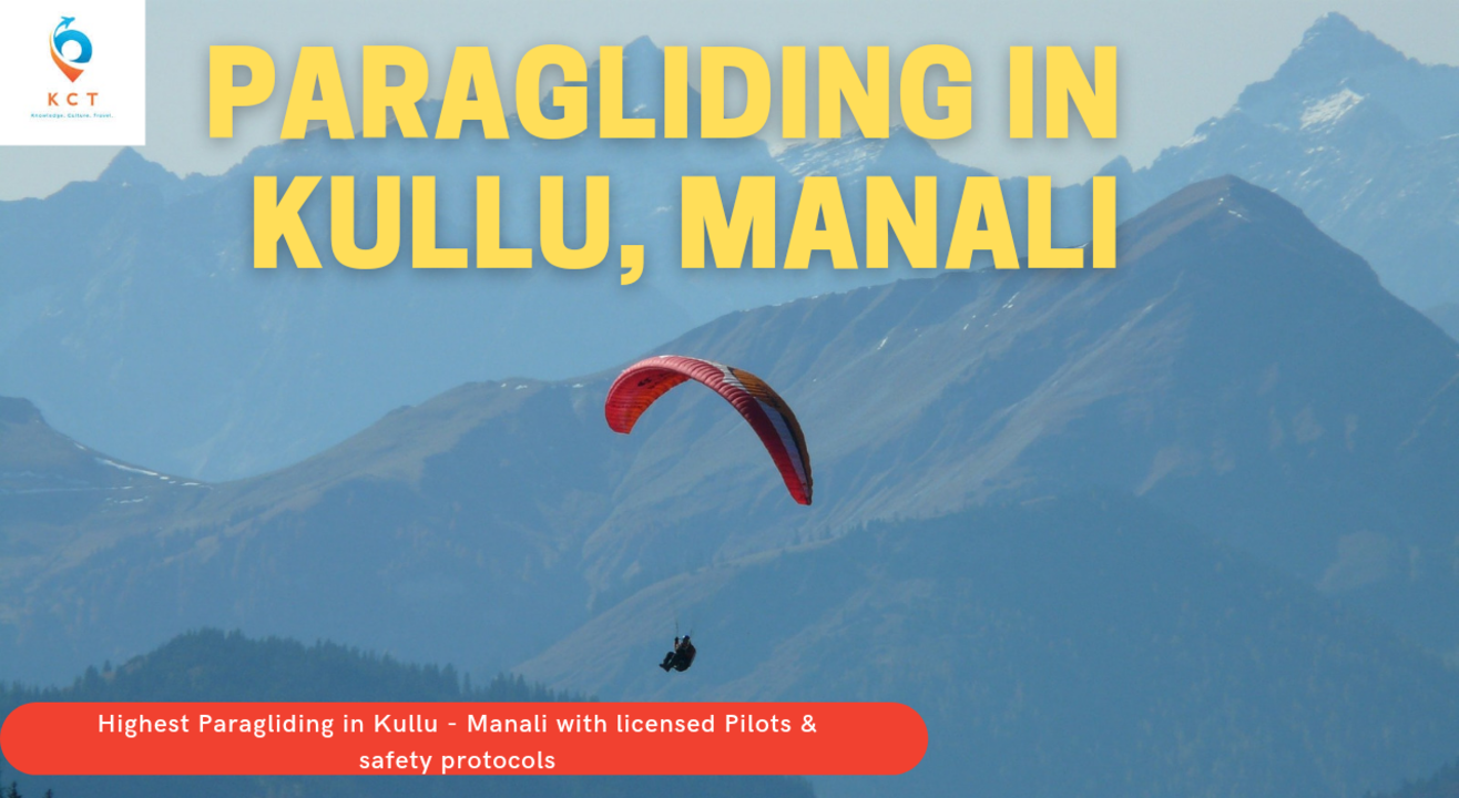 Paragliding in Kullu Manali (High-Fly)