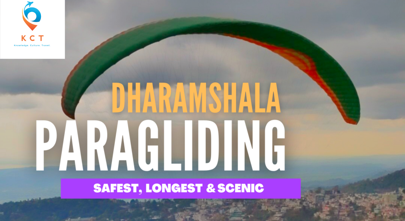 Paragliding in Dharamshala (High Fly)