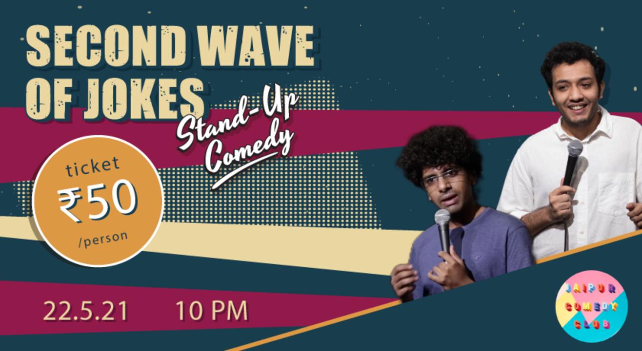 Second Wave of Jokes ft.  Masoom Rajwani & Sriraam Padmanaabhan