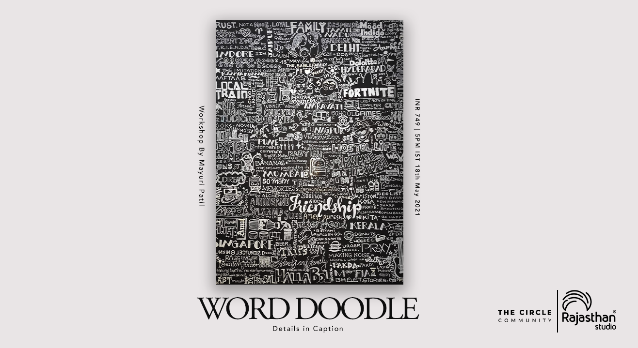 Word Doodle Workshop by The Circle Community