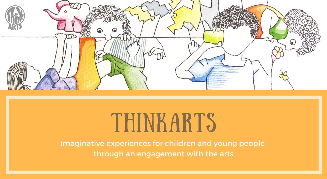 ThinkArts : Storytelling For Children