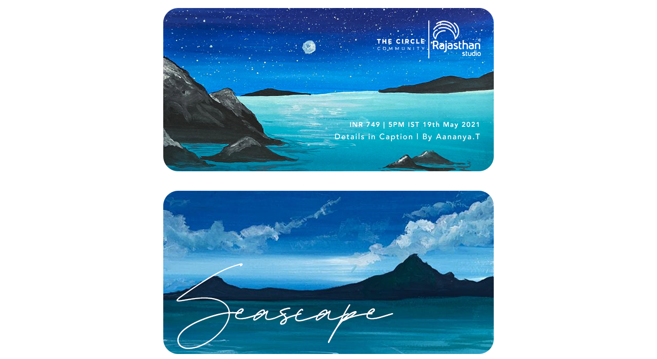 Seascape Workshop by The Circle Community