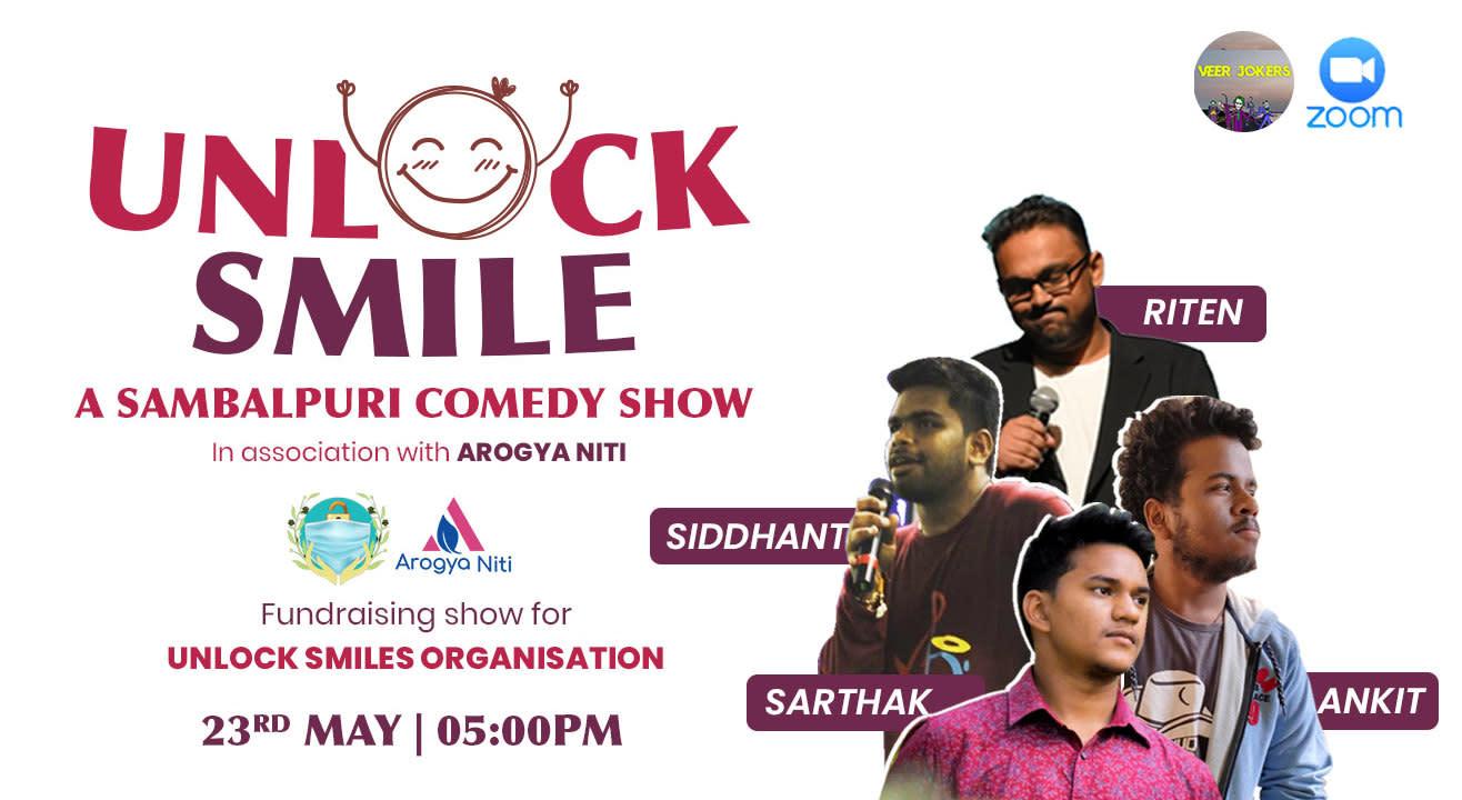 Unlock Smile - A Online Sambalpuri Comedy Show