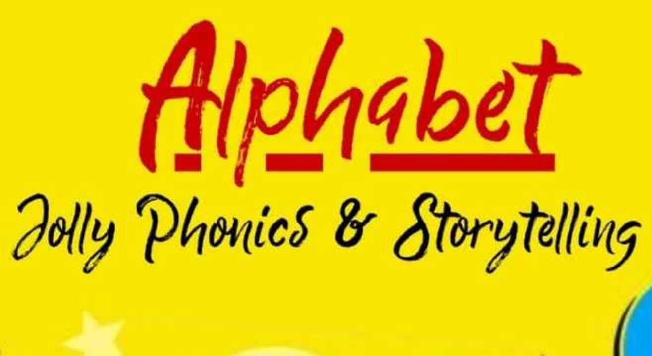 Jolly phonics and story telling classes
