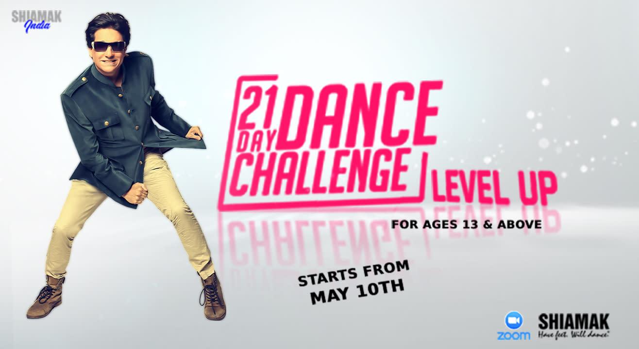 SHIAMAK 21 Day Dance Challenge