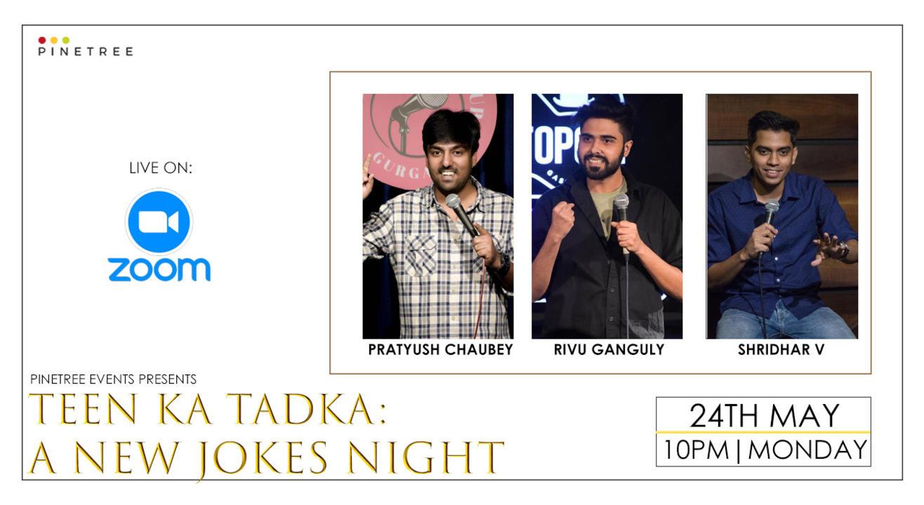 Teen ka Tadka: A New Jokes Night
