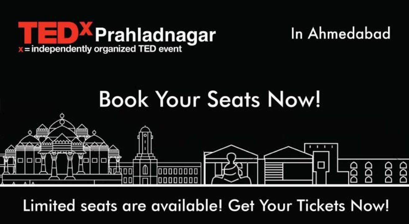 TEDxPrahladnagar