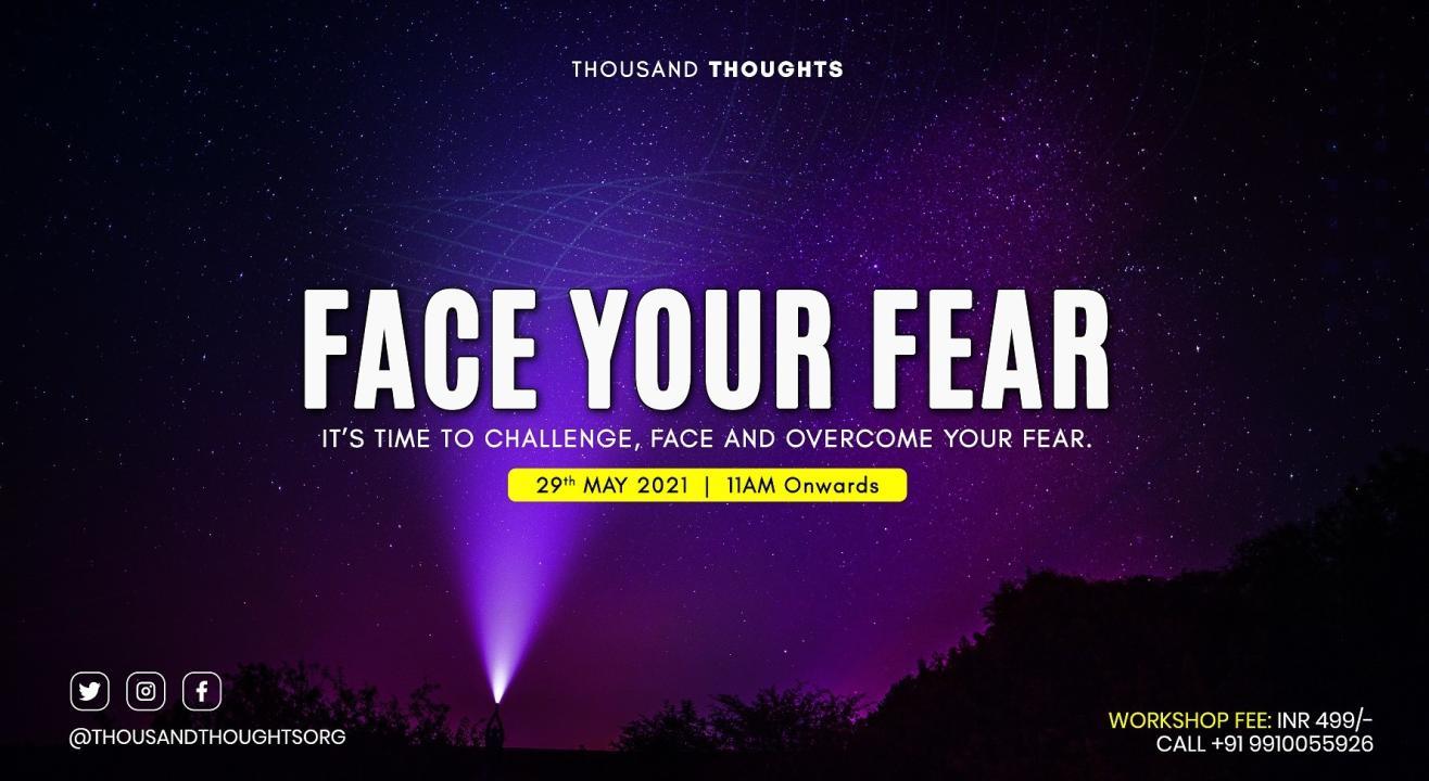 Face Your Fear Webinar