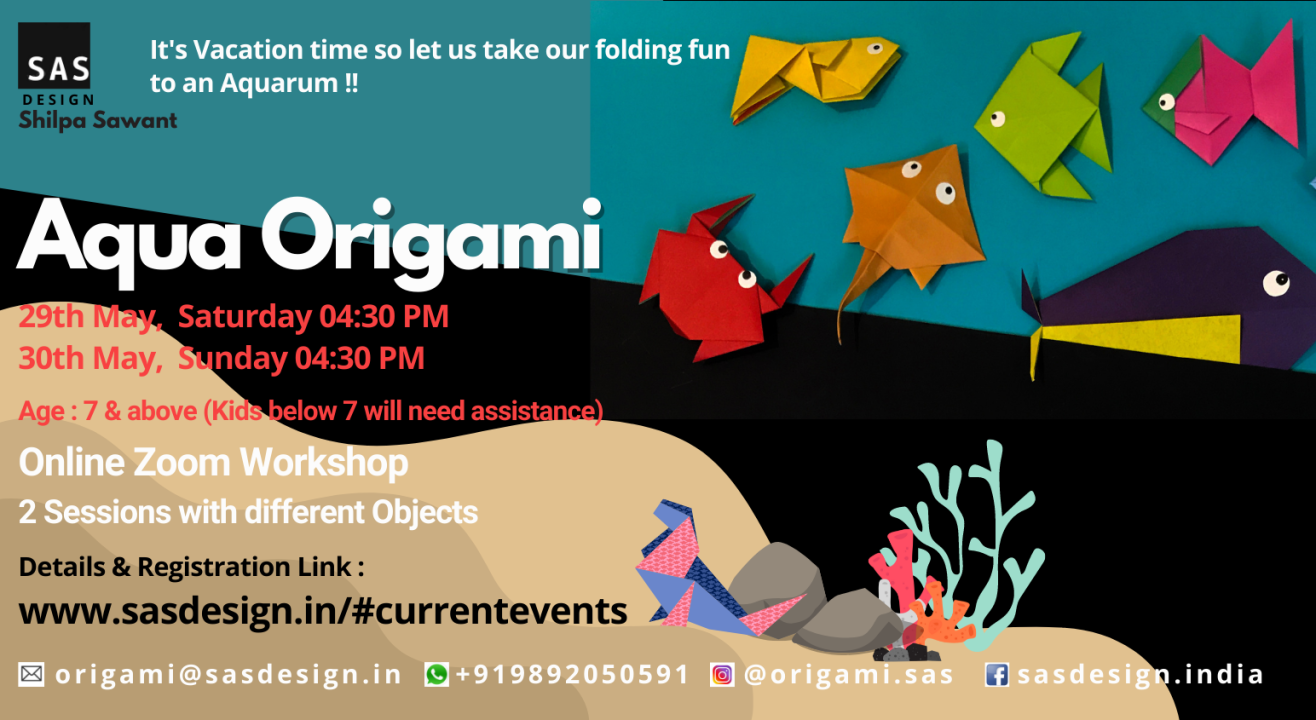 Aqua Origami
